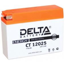 Аккумулятор DELTA CT 12025