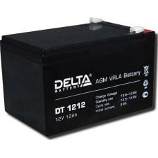 Аккумулятор DELTA DT-1212 (12V12A)