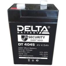 Аккумулятор DELTA DT 4045 (47мм)