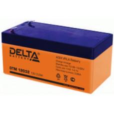 Аккумулятор DELTA DTM 12032