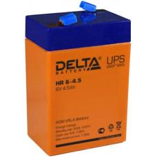 Аккумулятор DELTA HR 6-4.5