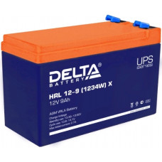 Аккумулятор DELTA HRL 12-9 Х (1234W)